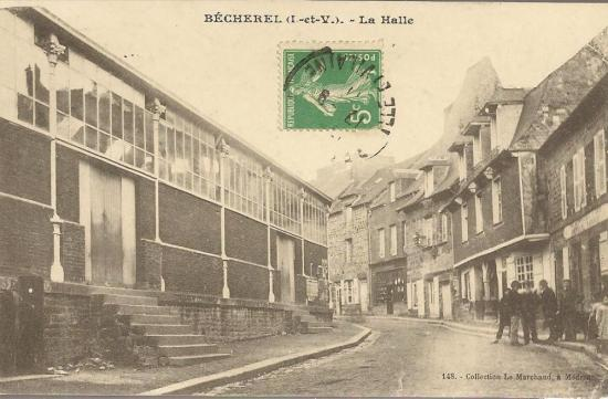 Halle becherel