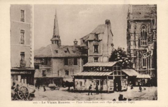 Rennes ste anne
