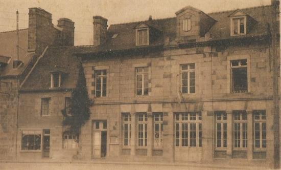 Saint brice ancienne halle
